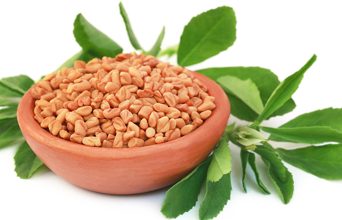 Treatment of Dandruff with Fenugreek